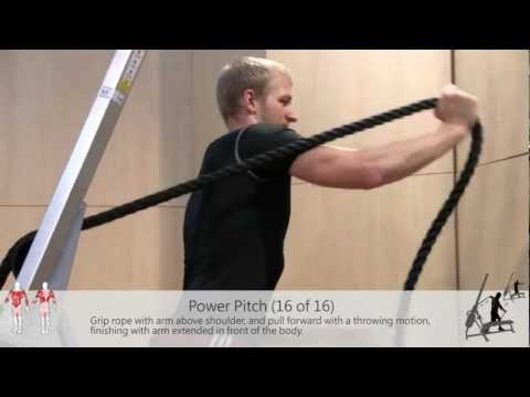 Marpo VMX Rope Trainer - Strength Training Program