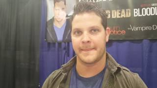 Exclusive: Actor Jeremy Palko interview part 2