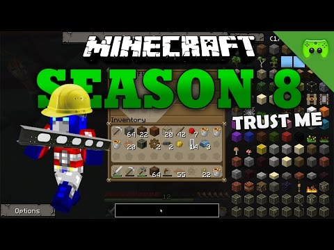 TRUST ME «» Minecraft Season 8 # 19 | HD