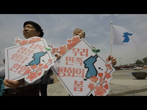 Korea-Gipfel: Veteranen hoffen auf Verständigung