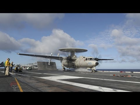 New U.S. Navy E-2D Aircraft Prices...