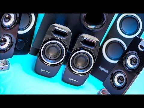 Testing AFFORDABLE PC Speakers - Some ARE Worth It!