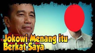 Video Jokowi Menang itu Berkat Saya MP3, 3GP, MP4, WEBM, AVI, FLV Januari 2019