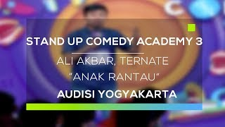 Video Stand Up Comedy Academy 3 : Ali Akbar, Ternate - Anak Rantau MP3, 3GP, MP4, WEBM, AVI, FLV September 2017