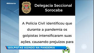 Polícia Civil alerta sobre golpes aplicados em idosos