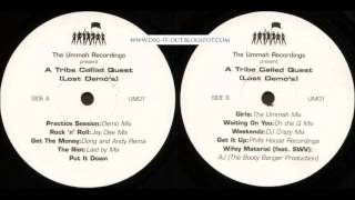 A Tribe Called Quest - Girls (The Lost Demos)