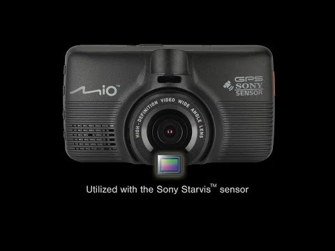 Camera auto MIO MiVue 792 GPS WiFi