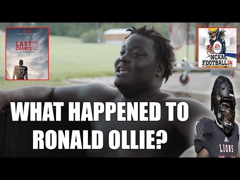 What Ever Happened to RONALD OLLIE from LAST CHANCE U???