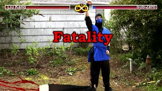 Real Mortal Kombat! For all you Real Mortal Kombat fans out there, we made this Mortal Kombat Video Game Flaws Parody just ...