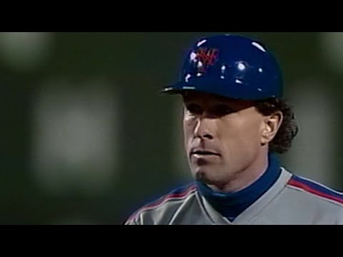 Video: WS1986 Gm3: Carter smashes RBI double to left-center