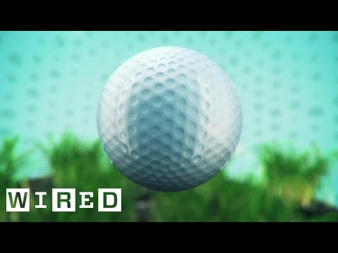 What's Inside: A Golf Ball – WIRED