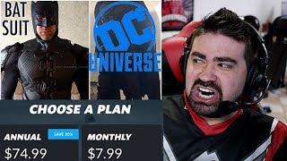 Video DC Universe App + Batman Reveal - Angry Rant! MP3, 3GP, MP4, WEBM, AVI, FLV September 2018