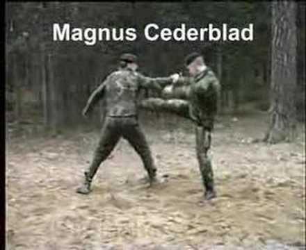 military self-defence