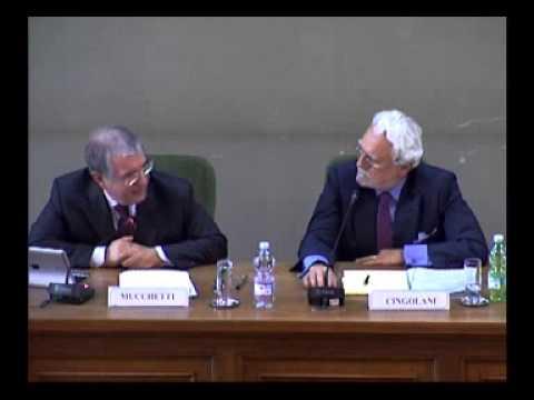 Interventi di Stefano Cingolani e Massimo Mucchetti