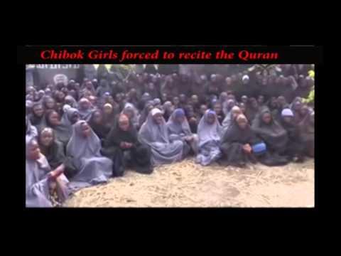 Boko Haram converts Chibok girls to Islam