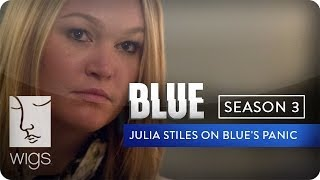 """Julia Stiles gives her perspective on Blue's Season 3 challenges.""""BLUE"""" Season 3 now live in its entirety on Hulu.Watch """"Blue"""" from the beginning: http://wigs.ly/1gFAMNHSign up for WIGS email updates here:http://wigs.ly/13F0tJpLike us on Facebook: http://wigs.ly/NY4TlgFollow us on Twitter: http://wigs.ly/SUi368About """"Blue"""": Blue is a mother with a secret life. She'll do anything to keep it from her son. But her past has other plans.Starring: Julia Stiles, Carla Gallo, Alexz Johnson, Daren Kagasoff, Brooklyn Lowe, James Morrison, Jane O'Hara, Kathleen Quinlan, Uriah Shelton, Laura Spencer, Eric Stoltz, Jacob Vargas• Julia Stiles - Winner, IAWTV Award for Best Female Performance - Drama (2013 and 2014)• Rodrigo Garcia - Winner, IAWTV Award for Best Director - DramaAbout WIGS:Breaking new ground with award-winning scripted dramas for the digital age.General Inquiries: info@watchwigs.comPress: press@watchwigs.com"""