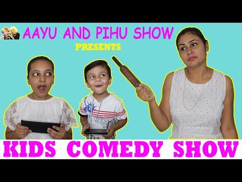 Download KIDS COMEDY SHOW | MUMMY ANGRY KIDS WATCHING CARTOON || FUNNY HINDI CARTOON FOR KIDS HD Mp4 3GP Video and MP3