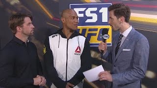 Jacare Souza only cares about the belt after beating Vitor Belfort by UFC on Fox