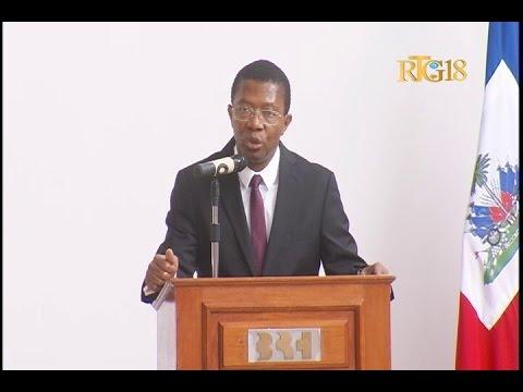 Banque de la République d'Haïti / Atelier de travail sur la bonne gouvernance