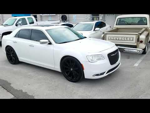 877-544-8473 22 Inch Velocity VW12 Gloss Black Rims Chrysler 300 Black Wheels