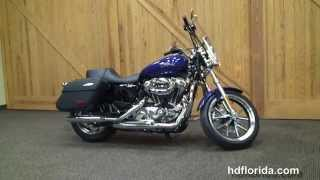 9. New 2015 Harley Davidson XL1200T Sportster 1200 Superlow Motorcycles for sale