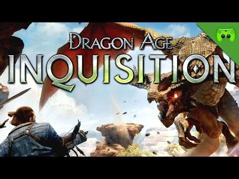CHARAKTER GEBURT «» PietSmiet probiert Dragon Age: Inquisition
