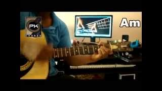 Video Mere Nishan by Darshan Raval, Guitar Chord Lesson-PKChords download in MP3, 3GP, MP4, WEBM, AVI, FLV January 2017