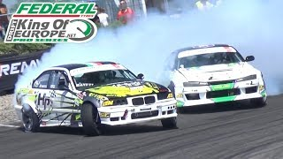 Nonton King Of Europe Drift Pro Series 2018   Italy   Best Twin Drift Tandem Battles  Film Subtitle Indonesia Streaming Movie Download