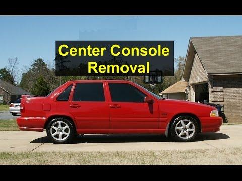 Volvo S70 V70 Center Console Removal – Auto Repair Series