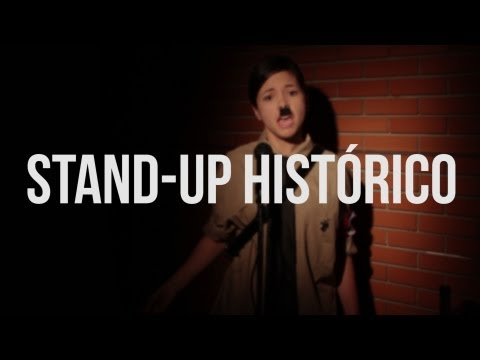 Stand-up histórico