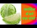 प्लास्टिक से बने पत्ता गोभी (cabbage) वायरल वीडियो का रिएल्टी टेस्ट plastik cabbage fake video tset.