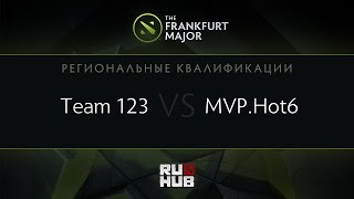 SatuDuaTiga vs MVP.HOT6, game 2