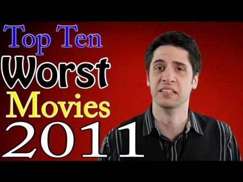 Top 10 worst movies 2011