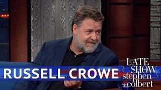 Video How Russell Crowe Became Roger Ailes, Physically And Mentally MP3, 3GP, MP4, WEBM, AVI, FLV Juli 2019