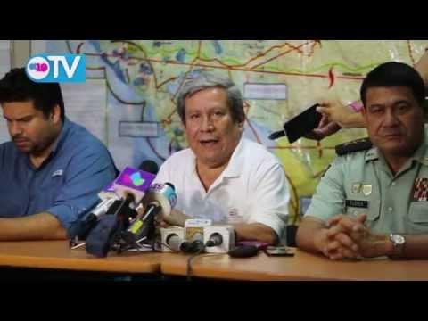 Sinapred llama a familias a guardar la calma y tomar medidas de prevención tras sismo de 4.7 cerca de Momotombo