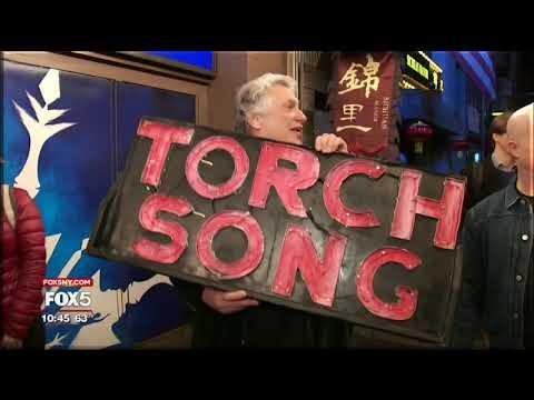 Harvey Fierstein's groundbreaking Torch Song returning to Broadway