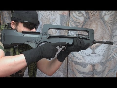 (airsoft) Famas F1 Tokyo Marui (customised)