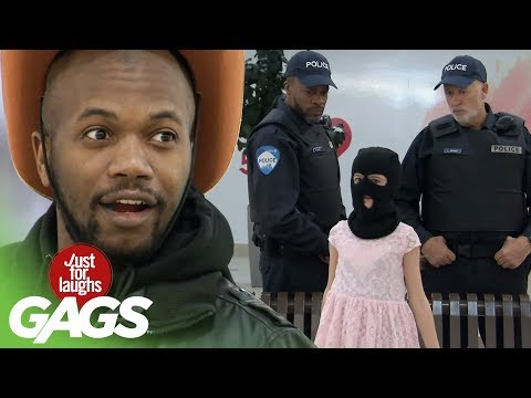 Gag: Watching the Youngest Thief Caught