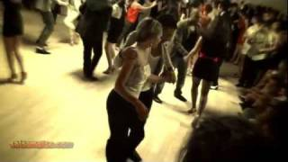 Frankie Martinez&Debbie (African Jet)♥ Music by DJ Orhun ♥SALSA♥ Ist. Int.Dance Fest. 2011
