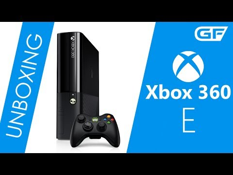 Unboxing - Xbox 360 E Konsole im Xbox One Design
