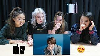 Video [MV REACTION] TOUCH - NCT 127 | P4pero Dance MP3, 3GP, MP4, WEBM, AVI, FLV Juni 2018