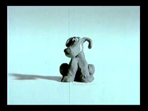 Nick Park Screen Test #01: Dog (Gromit Prototype)