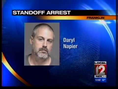 Standoff Suspect in Court