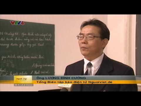 VTV4 - Người Việt làm báo tại Đức