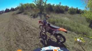4. 2014 KTM 250 XCF-W Test Ride