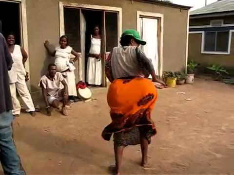 Tanzania Sukuma dance4
