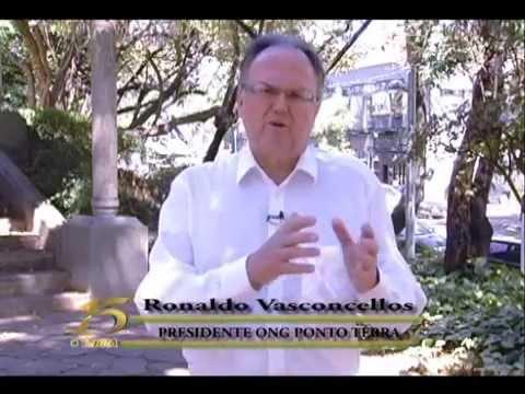 Ronaldo Vasconcellos convida para o Ciclo de Palestras que acontecerá dia 24