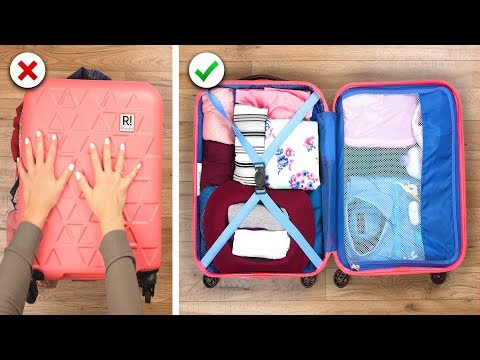 Pack Up And Go With These 15 Travel Hacks And More DIY Ideas By Crafty Panda