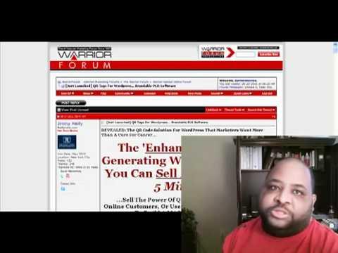 WSO review reilly qr code plugin