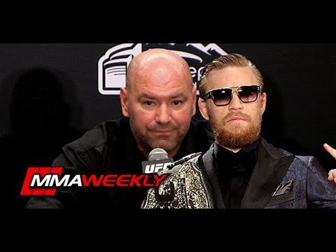 Dana White Addresses Rumor That Conor McGregor Hit a Mobster